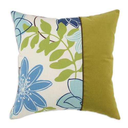 Chooty & Co Monaco Breeze Hondo Vertical Cord Cotton/Polyester Pillow