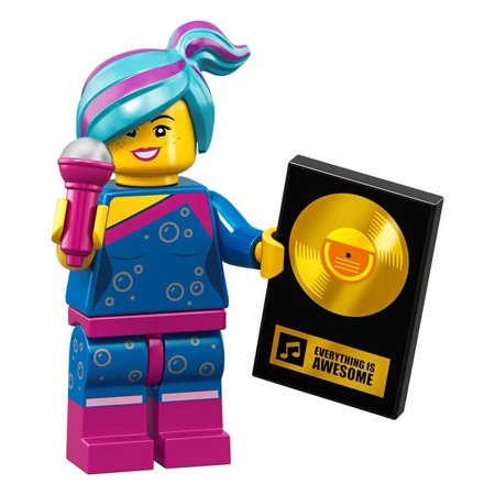The LEGO Movie 2 Flashback Lucy Minifigure [No Packaging] - Lego Halloween 2017 Minifigures