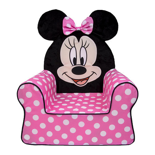 Disney Minnie Mouse Comfy Chair - Pink
