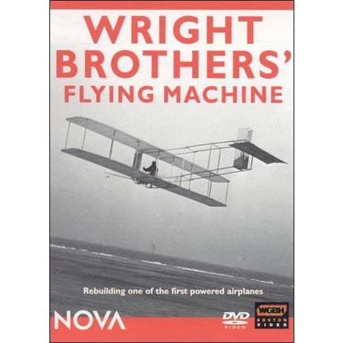 NOVA: Wright Brothers' Flying Machine (Widescreen)