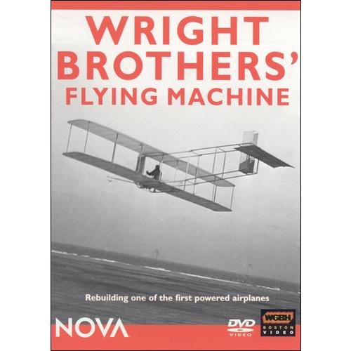 NOVA: Wright Brothers' Flying Machine (Widescreen)