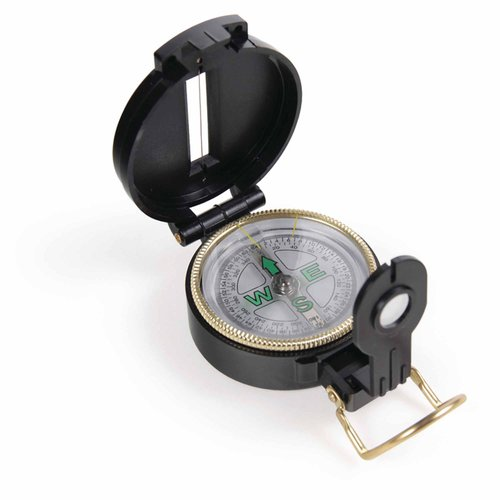 Camco 51362 Lensatic Compass by Camco