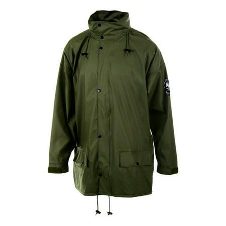 Helly Hansen Work Jacket Mens Margaree Nylon Knit Front Zip 70192