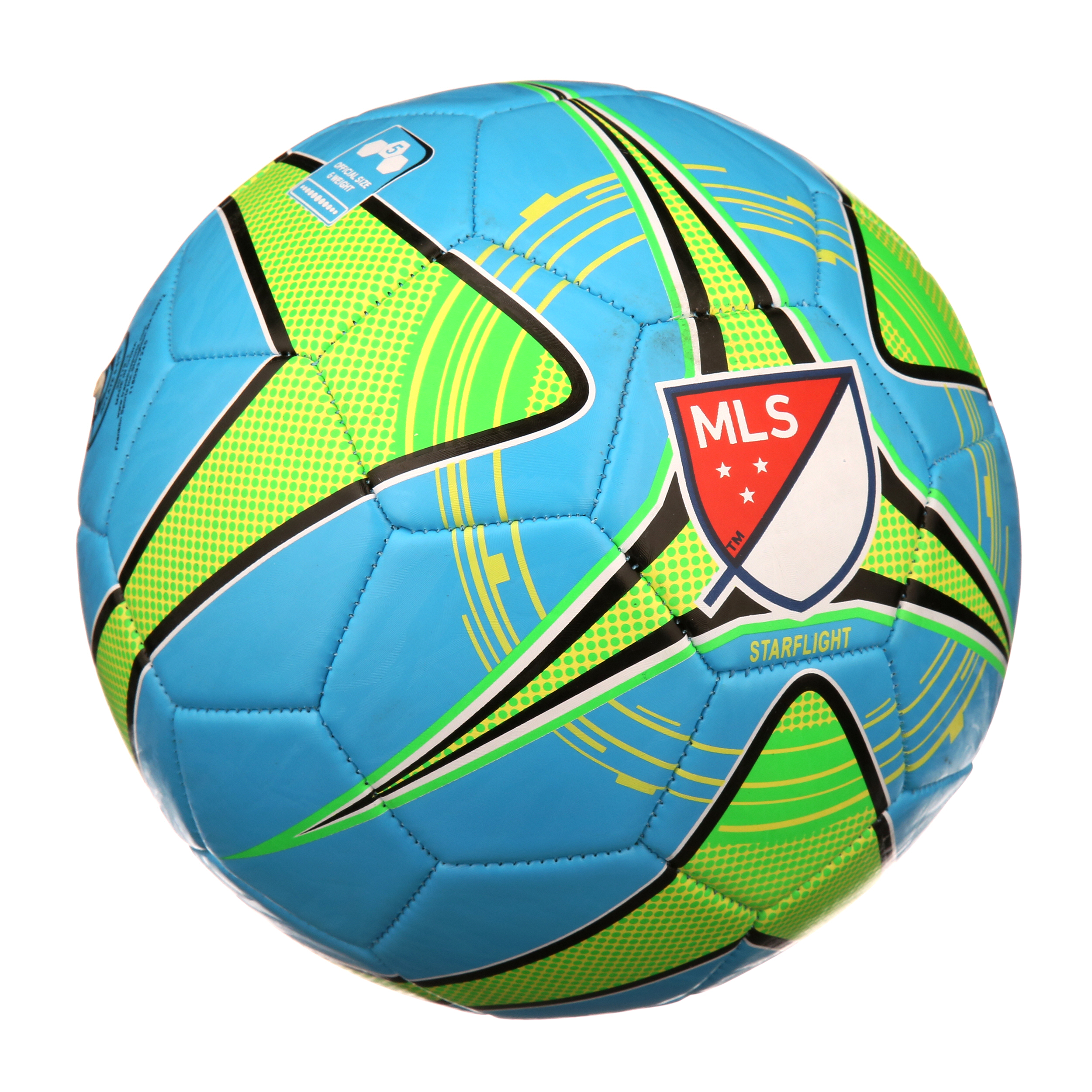 Honduras Arza Soccer Ball Couleur Bleu Taille 5