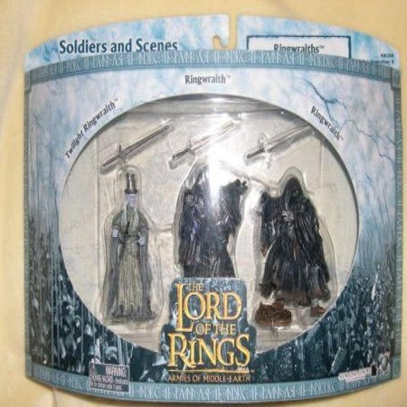 Lord of the Rings Armies of Middle-earth Battle Scale Figures Ringwraith