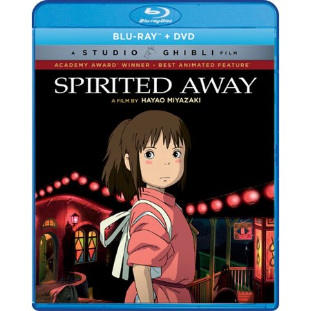 Spirited Away (Blu-ray + DVD)