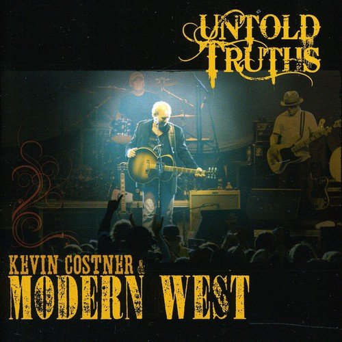 Kevin Costner & Modern West - Untold Truths (Dlx Ed) [CD]