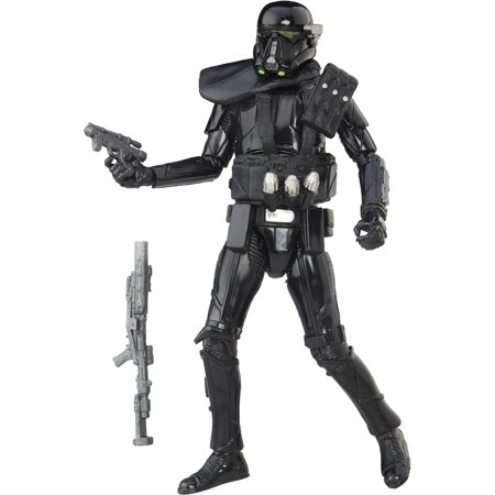Star Wars Titanium Imperial (star wars black series rogue one imperial death trooper )