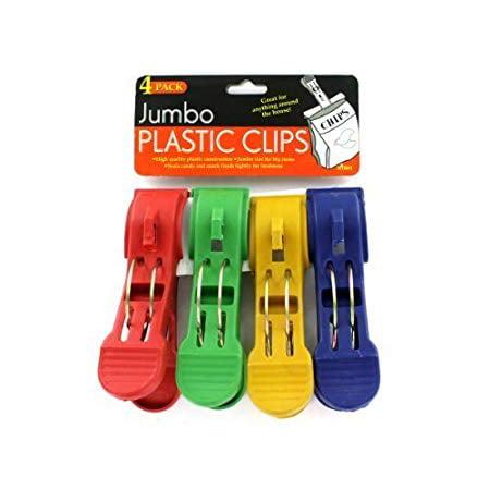 Item bulk buys Plastic Clips, Jumbo - Buy Poe Items