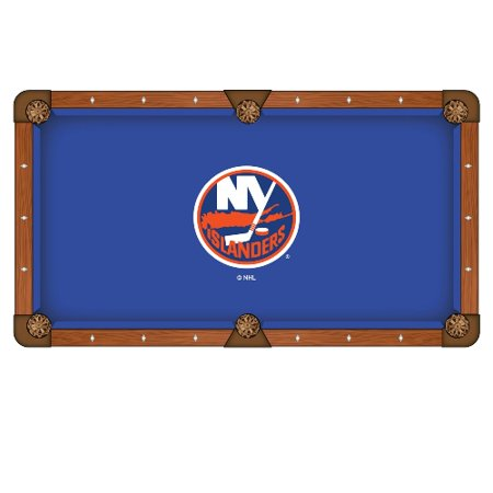 NHL 8' Pool Tablecloth by Holland Bar Stool New York Islanders by