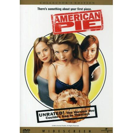 American Pig - American Pie (Unrated) (DVD)
