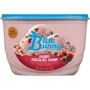 Blue Bunny Cherry Chocolate Chunk Premium Ice Cream 46 fl oz