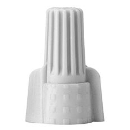 Wing Type Wire Connector Gray 250 Per Bag