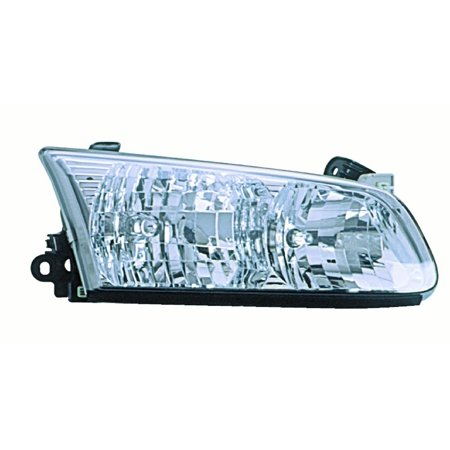 2000 2001 Toyota Camry Penger Right Side Headlight Lamp Embly