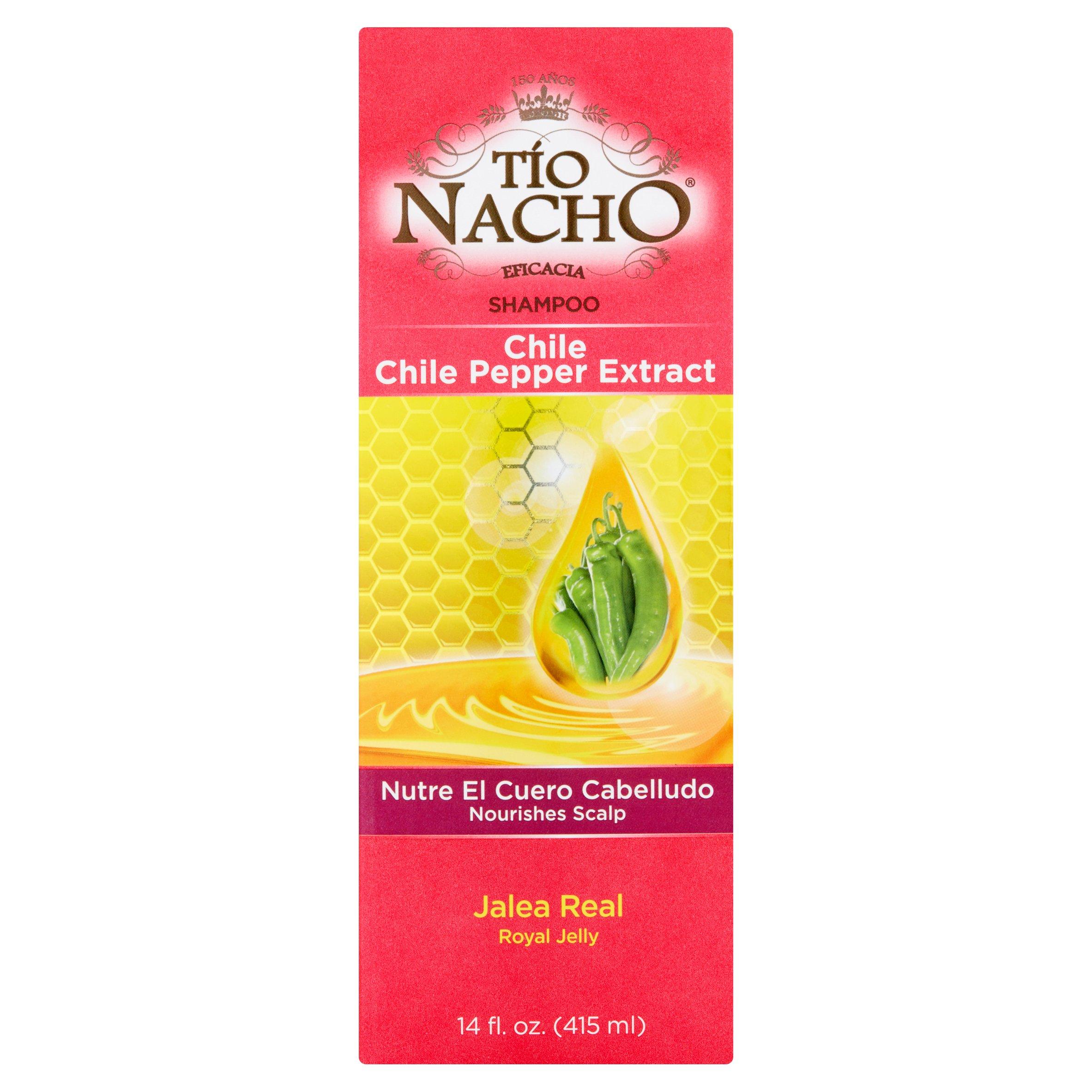 Tio Nacho Chile Shampoo 14 oz.