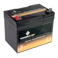 Chrome Battery 12V 35Ah Group U1 Deep Cycle Sealed Battery