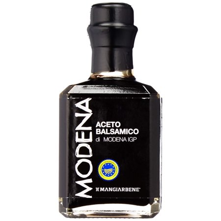 Balsamic Vinegar di Modena IGP Certified Product from Italy, by Serendipity Life. Aceto Balsamico IGP Barrel Aged Premium Thick and Glossy for a perfect dressing (250 ml) (1 Pack) 1