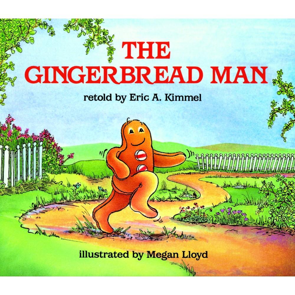 Live Oak Media The Gingerbread Man Books With CD, Set - 5
