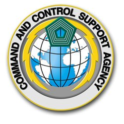 United States Army Command and Control Agency Seal Decal Sticker 3.8