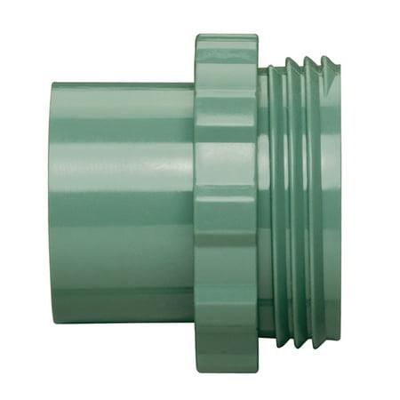Slip Transition Adapter - Orbit Manifold Parts, Water Sprinkler Valves, 57191 ()