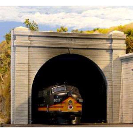 Chooch Enterprises 8330 HO Double Concrete Tunnel Portal