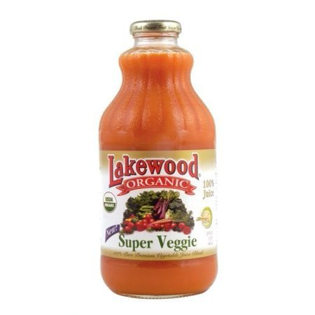 Lakewood Organic Juice, Super Veggie, 32 Fl Oz, 1 Ct