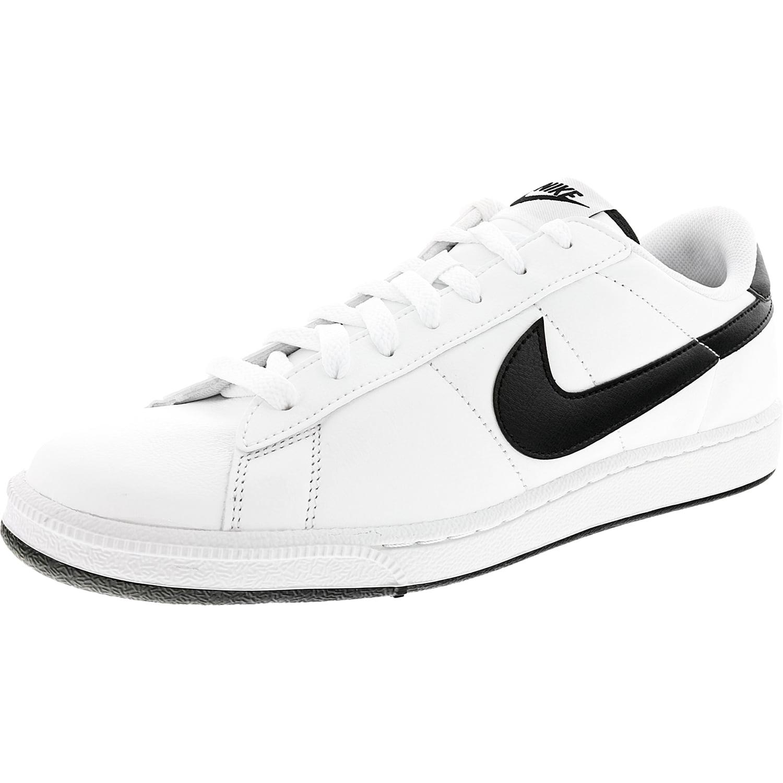 bfcbe2f492b57 Nike Men's Tennis Classic White / White-Harbor Blue-Atom Red Ankle-High  Suede Fashion Sneaker - 11M | Walmart Canada ?