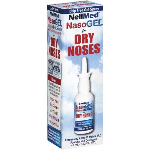 Neilmed Nasogel Drip Free Gel Spray, 1.52 oz