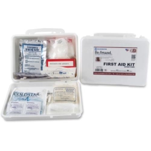 Saunders Child Care First Aid Kit - 90 X Piece[s] For 12 X Individual[s] - Plastic Case (sau-67104)