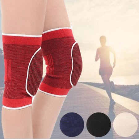 Exercise Knee Pads For Dance Gym Bike Volleyball Football Sports Protector Pads (Sports Bike Knee Pads)
