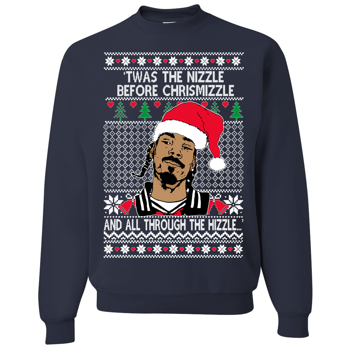 Head Trousers Now Ugly Christmas T-Shirt