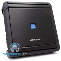 MRV-F300 - Alpine 4-Channel 300W RMS V Power Series Amplifier