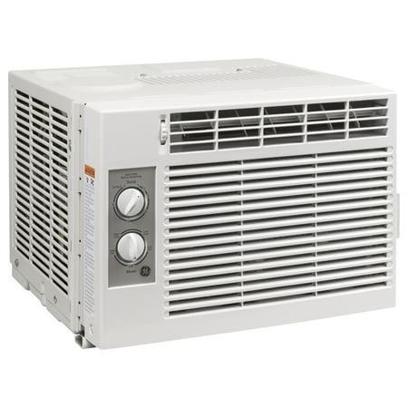 Ge 5000 Btu Mechanical Air Conditioner 115v Gray