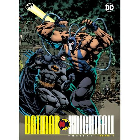 Batman: Knightfall Omnibus Vol. 1 (Batman Dc Archives Volume)