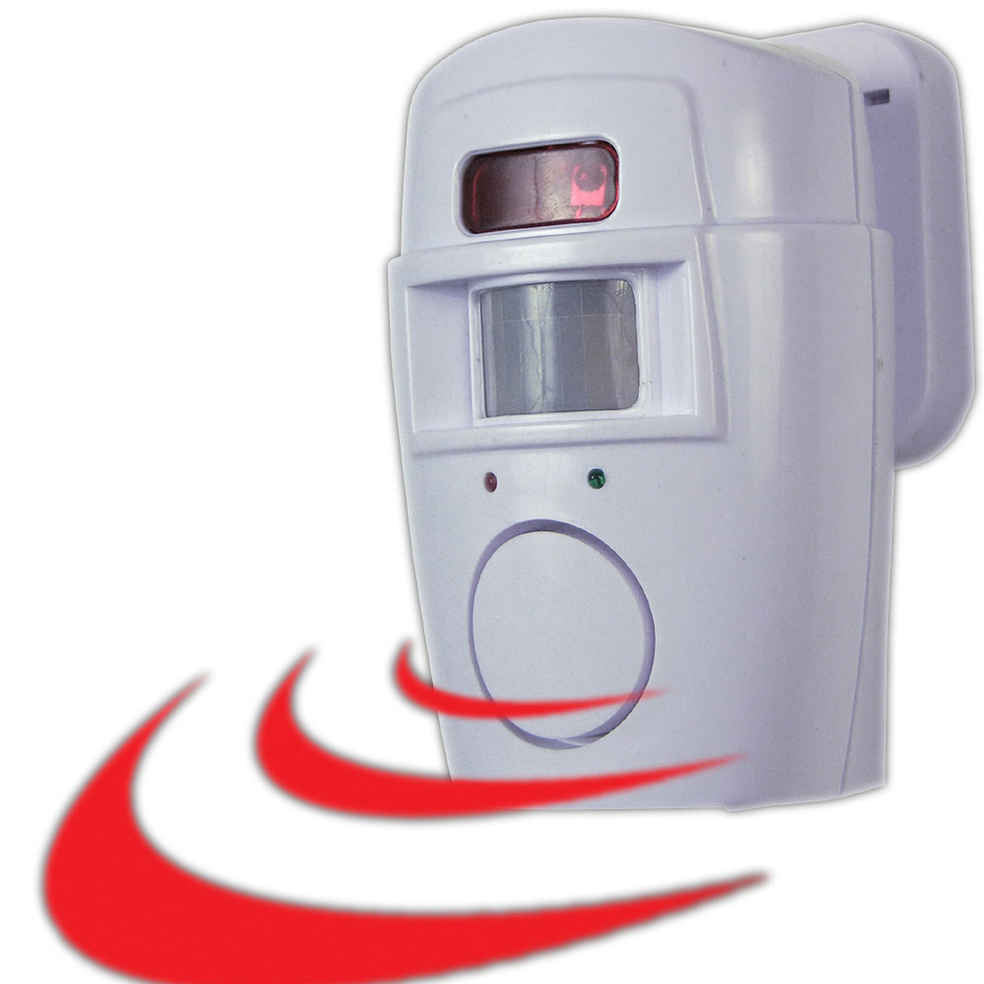 2 In 1 Motion Sensor Alarm and Chime