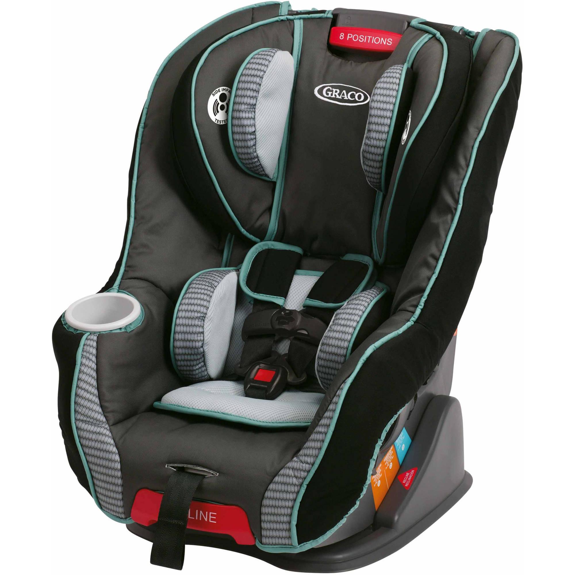 Graco Fit4Me 65 Convertible Baby Car Seat, Flip