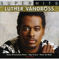 SUPER HITS:LUTHER VANDROSS (CD)
