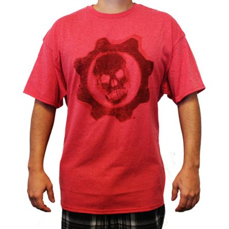 Gears of War Logo Red Men's