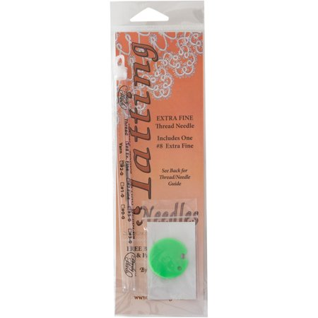 Handy Hands Tatting Needle For Thread-#8 Extra Fine - image 1 of 1