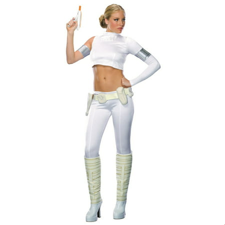 Star Wars Womens Padme Amidala- 2 Pc Halloween Costume](Tin Woman Halloween Costumes)