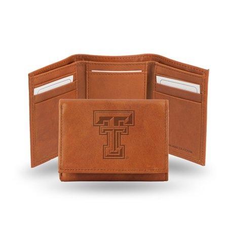 Texas Tech Red Raiders  Tri-Fold Wallet (Pecan (Tech Tri Fold)