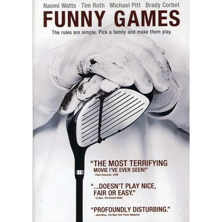 Funny Games  Dvd   2008