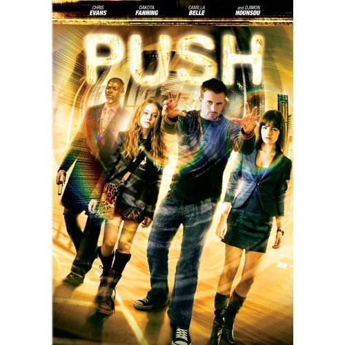 Push (With INSTAWATCH) (Anamorphic Widescreen)