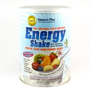 Energy the Universal Protein Shake by Nature's Plus 1.7 Pounds