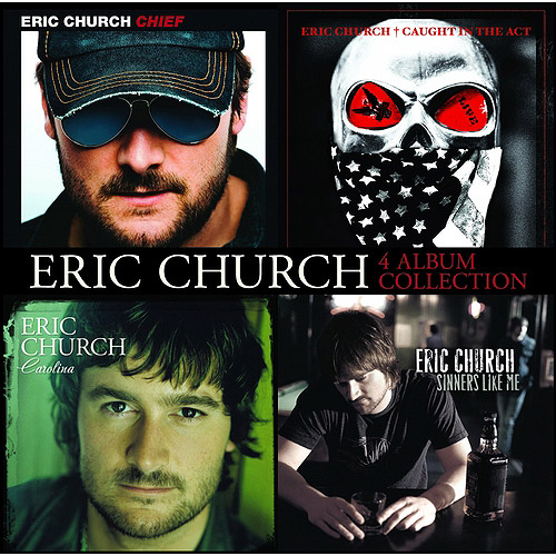 4 Album Collection (Walmart Exclusive) (4CD)