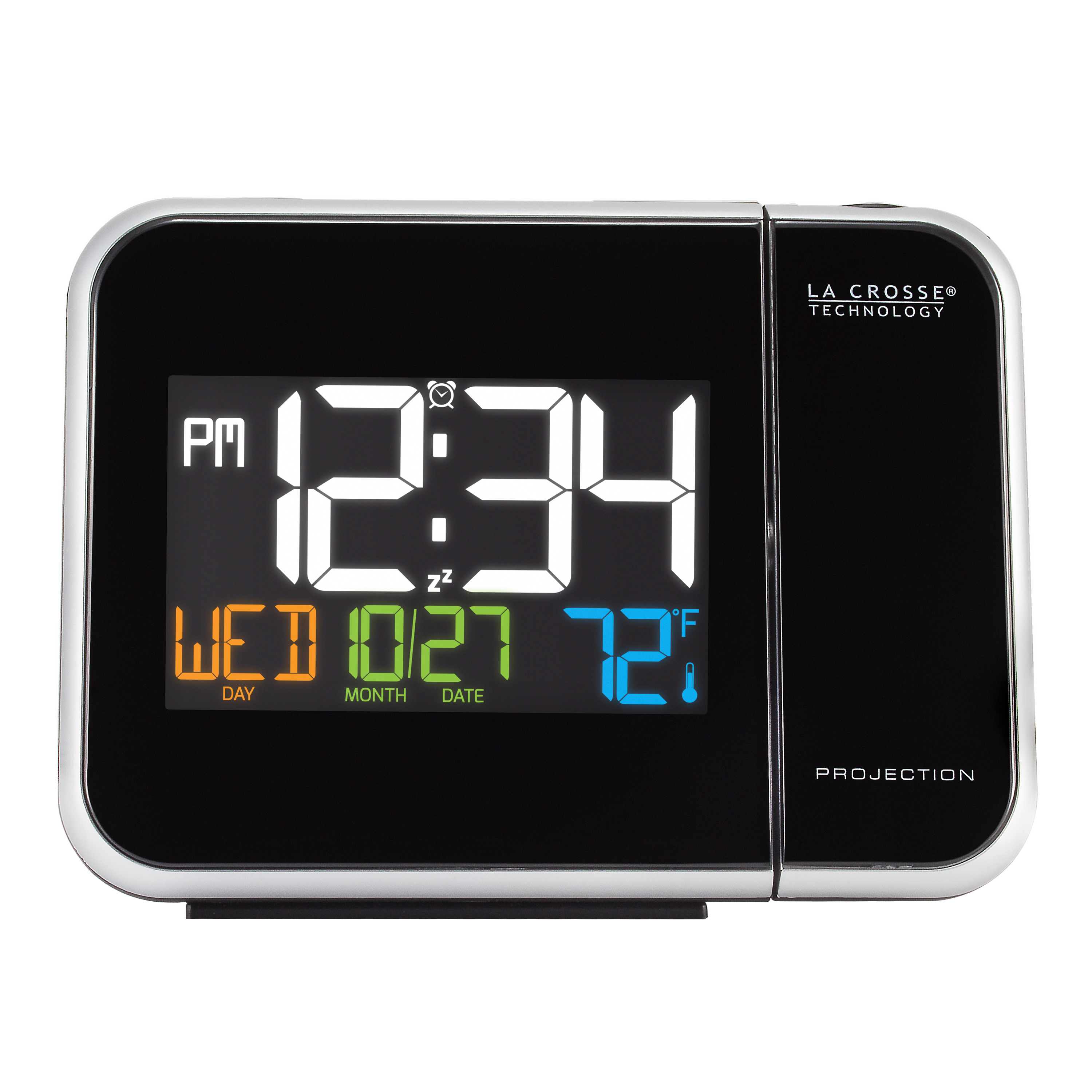 Entry Level Projection Alarm Clock by La Crosse Technology
