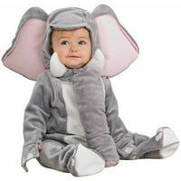 Elephant Infant Jumpsuit Halloween Costume