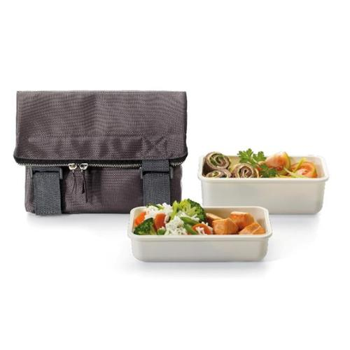 Valira 6075-82 Nomad Hermetic Food Container Bag, Pack of 6