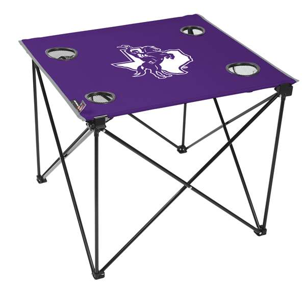 Tarleton State University Texans Deluxe Folding Table - Tailgate Camping