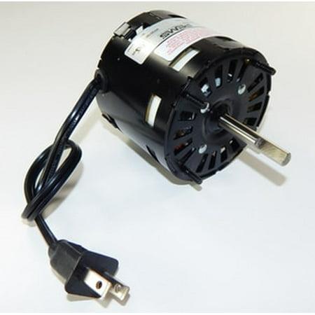 Penn Vent Electric Motor (7163-9771) Zephyr ZJ1, 1550 RPM, 115 Volt # 60024-0 A 115 Volts Vent Fan Motor
